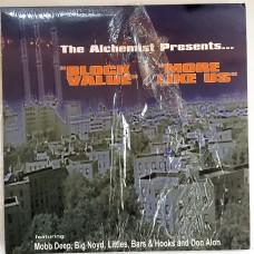 """Alchemist - Block Value b/w More Like Us - 12"""""""