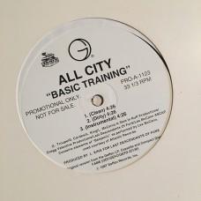 "All City - Basic Training - 12"""
