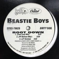 "Beastie Boys - Root Down (Free Zone Mix) - 12"""
