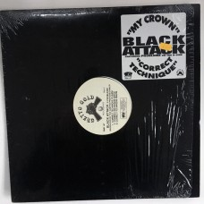 """Black Attack - My Crown - 12"""""""