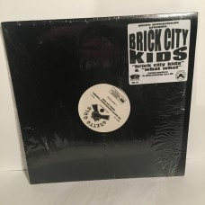 """The Ghetto Pros - Brick City Kids - 12"""""""