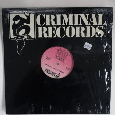 """Criminal Element Orchestra - Put the Needle to the Drum - 12"""""""