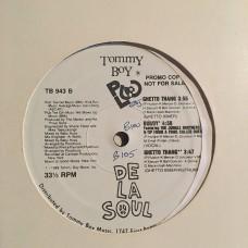"De La Soul - Ghetto Thang (Promo) - 12"""