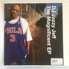 "DJ Jazzy Jeff - The Magnificent EP - 12"""