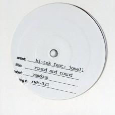 """Hi-Tek Feat: Jonell - Round and Round - 12"""""""
