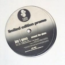 """Jay i gees (Jigmastas) - Around the Globe - 12"""""""