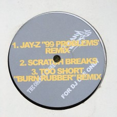 """Jay-Z - 99 Problems (Remix) / Outkast - The Way You Move - 12"""""""