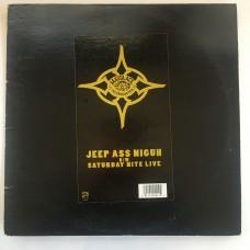 """Masta Ace - Jeep Ass Niguh b/w Saturday Night Live - 12"""""""