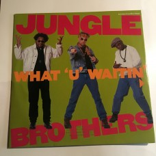 Jungle Brothers - What You Waitin 4 - 12""