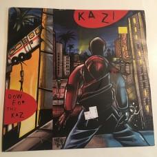 """Kazi - Down for the Kaz - 12"""""""