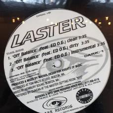"Laster Feat: Ed O.G. - Off Balance - 12"""