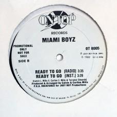 "Miami Boyz - Ready to Go - 12"""