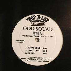 """Odd Squad - FADANUFF FA ERYBODY (EP) - 12"""""""