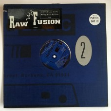 """Raw Fusion - Throw Your Hands in the Air - 12"""""""