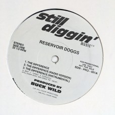 """Reservoir Doggs - Back to Berth - 12"""""""