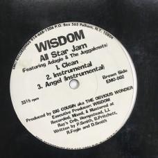 "Wisdom - All Star Jam - 12"""