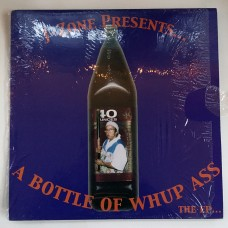 """J-Zone - A Bottle of Whup Ass - EP"""""""