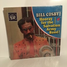 Bill Cosby - Salvation Army Band - LP