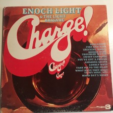 Enoch Light - Charge! - LP