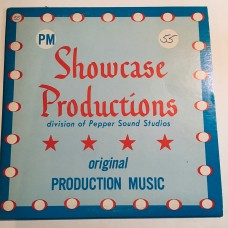 Showcase Production Music - SPM 55 - LP