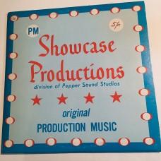 Showcase Production Music - SPM 56 - LP