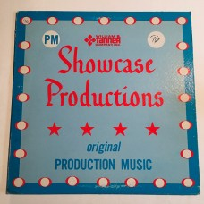 Showcase Production Music - SPM 96 - LP
